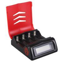 Für weitere Info hier klicken. Artikel: Berenstargh Ladegerät AA/AAA LCD 500mAHA