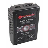 Für weitere Info hier klicken. Artikel: Berenstargh MICRO V50 V-Mount Battery mit 47Wh,3200mAh, 14,8V USB5V/2.4A