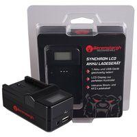 Für weitere Info hier klicken. Artikel: Berenstargh Synchron Ladegerät Panasonic DMW-BLG10, 8,2V