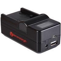 Berenstargh Synchron Ladegerät Sony NP-FP50/NP-FH50/70/100, 8,4V