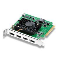 Für weitere Info hier klicken. Artikel: Blackmagic DeckLink Quad HDMI Recorder