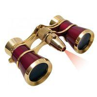 Für weitere Info hier klicken. Artikel: Braun Theaterglas Binocular 3x25 LED