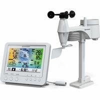 Für weitere Info hier klicken. Artikel: Bresser Wetter Center 5-in-1 WLAN Profi-Sensor weiß