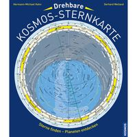 Für weitere Info hier klicken. Artikel: Buch Drehbare Kosmos Sternkarte