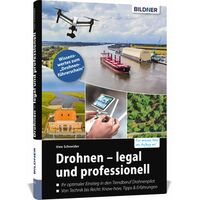 Für weitere Info hier klicken. Artikel: Drohnen - legal und professionell
