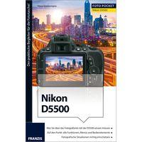Kamerabuch FotoPocket Nikon D5500