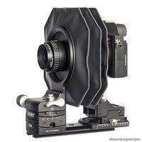 Für weitere Info hier klicken. Artikel: Cambo ACTUS-camerabody BLACK + Canon EOS- mount
