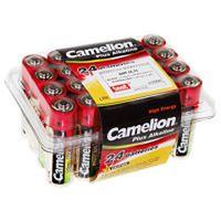 Für weitere Info hier klicken. Artikel: Camelion Batterie LR06 Alkaline Plus 24er-Pack