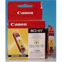 Für weitere Info hier klicken. Artikel: Canon BCI-6Y Tintentank gelb