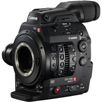 Für weitere Info hier klicken. Artikel: Canon C300 Mark II Cinema EOS Camcorder Canon EF