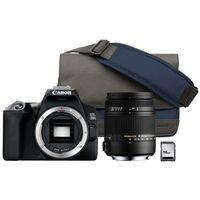 Für weitere Info hier klicken. Artikel: Canon Canon EOS 250D + Sigma 18-250 mm DC Macro OS HSM +Tasche + 16GB SDHC