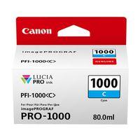 Für weitere Info hier klicken. Artikel: Canon PFI-1000 türkis