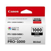 Für weitere Info hier klicken. Artikel: Canon PFI-1000 mattschwarz