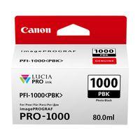 Für weitere Info hier klicken. Artikel: Canon PFI-1000 schwarz