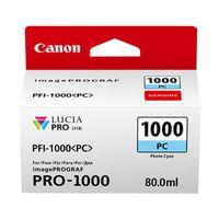 Für weitere Info hier klicken. Artikel: Canon PFI-1000 hellblau