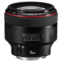 Canon EF 85mm f/1,2 L II USM Canon EF