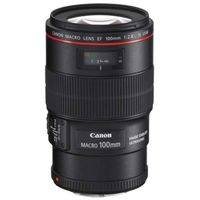Canon EF 100mm f/2,8 L Makro IS USM Canon EF
