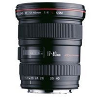 Canon EF 17-40mm f/4,0 L USM Canon EF