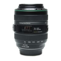 Für weitere Info hier klicken. Artikel: Canon EF 4,5-5,6/70-300 DO IS USM Canon EF -Second Hand-
