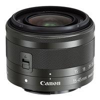 Für weitere Info hier klicken. Artikel: Canon EF-M 15-45mm f/3,5-6,3 IS STM Canon EF-M schwarz