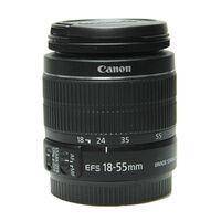 Für weitere Info hier klicken. Artikel: Canon EF-S 18-55 mm 3,5-5,6 IS II -Second Hand- canon ef s
