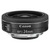 Canon EF-S 24mm f/2,8 STM Canon EF-S