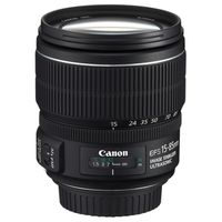 Canon EF-S 15-85mm f/3,5-5,6 IS USM Canon EF-S schwarz