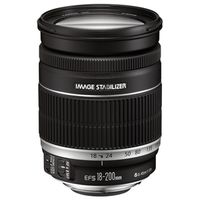 Canon EF-S 18-200mm f/3,5-5,6 IS Canon EF-S