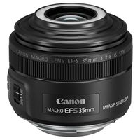 Canon EF-S 35mm f/2,8 IS STM Makro Canon EF-S