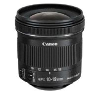 Canon EF-S 10-18mm f/4,5-5,6 IS STM Canon EF-S