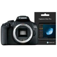 Für weitere Info hier klicken. Artikel: Canon EOS 2000D Gehäuse + Capture One Pro 20