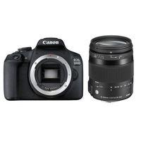 Für weitere Info hier klicken. Artikel: Canon EOS 2000D + Sigma AF 18-200mm f/3,5-6,3 DC Makro OS HSM C Canon EF-S