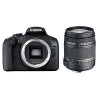Für weitere Info hier klicken. Artikel: Canon EOS 2000D + Sigma AF 18-250mm f/3,5-6,3 DC Makro OS HSM Canon EF-S