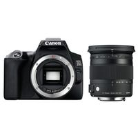 Für weitere Info hier klicken. Artikel: Canon EOS 250D + Sigma AF 17-70mm f/2,8-4,0 DC OS HSM C