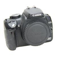 Für weitere Info hier klicken. Artikel: Canon EOS 350D Gehäuse -Second Hand-