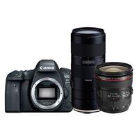 Für weitere Info hier klicken. Artikel: Canon EOS 6D Mark II + EF 24-70mm f/4,0 L IS USM + Tamron AF 70-210mm f/4,0 Di VC USD