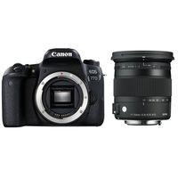 Canon EOS 77D + Sigma AF 17-70mm f/2,8-4,0 DC OS HSM C