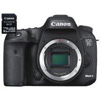Für weitere Info hier klicken. Artikel: Canon EOS 7D Mark II Kit, Body + WiFi Adapter W-E1