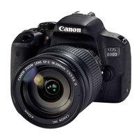 Für weitere Info hier klicken. Artikel: Canon EOS 800D Kit inkl. EF-S 3,5-5,6/18-200 mm IS