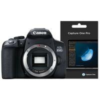 Für weitere Info hier klicken. Artikel: Canon EOS 850D Gehäuse + Capture One Pro 20