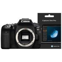 Für weitere Info hier klicken. Artikel: Canon EOS 90D Gehäuse + Capture One Pro 20