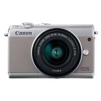 Für weitere Info hier klicken. Artikel: Canon EOS M100,EF-M 3,5-6,3/15-45 IS STM grau