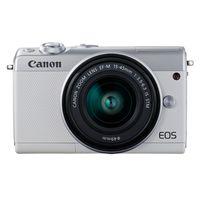Für weitere Info hier klicken. Artikel: Canon EOS M100,EF-M 3,5-6,3/15-45 IS STM weiß