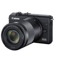 Für weitere Info hier klicken. Artikel: Canon EOS M200 + EF-M 15-45mm + EF-M 55-200 Canon EF-M schwarz