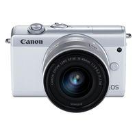 Für weitere Info hier klicken. Artikel: Canon EOS M200 + EF-M 15-45mm f/3.5-6.3 Canon EF-M weiß