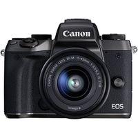 Für weitere Info hier klicken. Artikel: Canon EOS M5,EF-M 3,5-6,3/15-45 IS STM schwarz