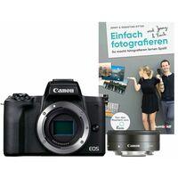 Für weitere Info hier klicken. Artikel: Canon EOS M50 + EF-M 2,0/22 STM + Buch Einfach fotografieren lernen