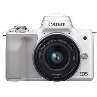 Für weitere Info hier klicken. Artikel: Canon EOS M50 + EF-M 3,5-6,3/15-45 IS STM weiß