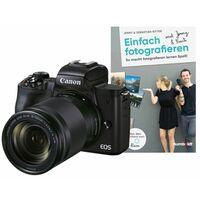 Für weitere Info hier klicken. Artikel: Canon EOS M50 + EF-M 3,5-6,3/18-150 IS STM + Buch Einfach fotografieren lernen