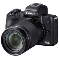 Canon EOS M50 + EF-M 3,5-6,3/18-150 IS STM schwarz